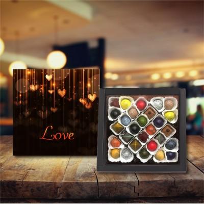 (300 gr) Aşk Işığı Spesiyal Çikolata