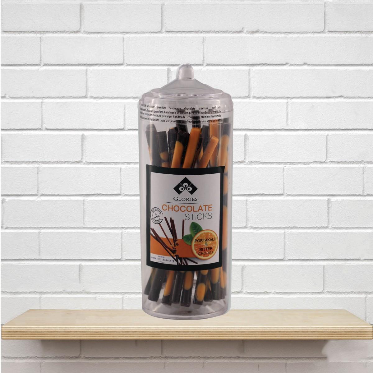 (90 gr) Portakallı Bitter Sticks