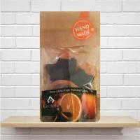 (90 gr) Bitter Çikolata Kaplı Portakal Dilimi